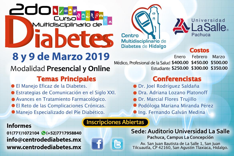 educador en diabetes diplomado 2020